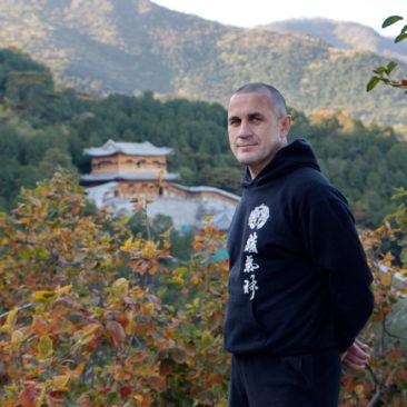 Китай. Осень, 2015   shaolin.spbru