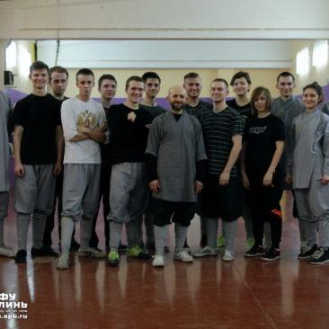 Фоторепортаж с тренировки кунфу-саньшоу. Фотограф Лилия Гоца   shaolin.spb.ru