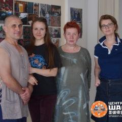 Первый урок на КУХНЕ с Олегом Гизатуллиным